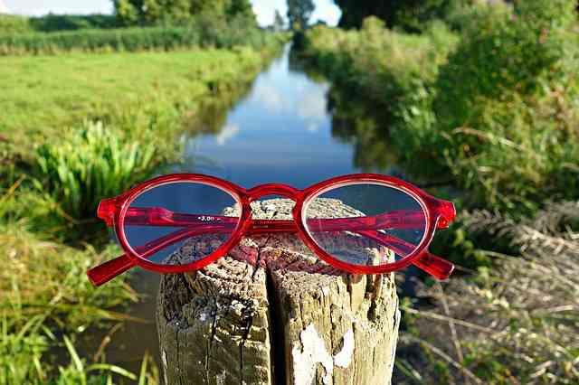 Personal Brand Vision - Eyeglasses