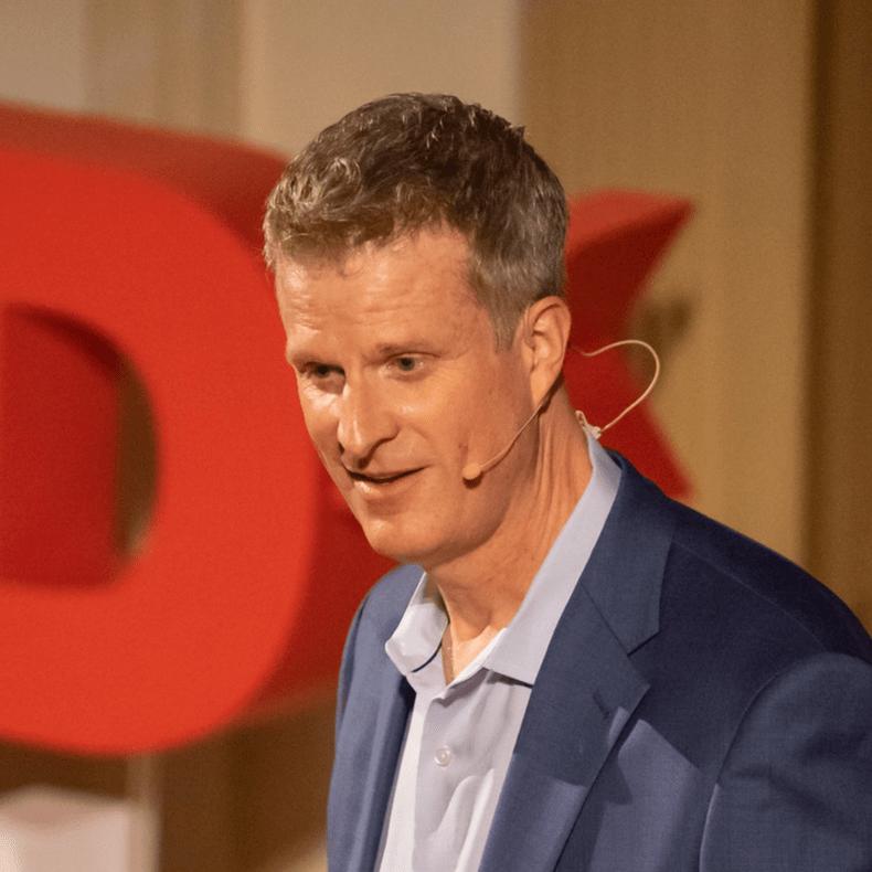 Patrick Galvin TEDx Speaker