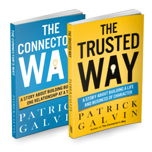 The Way Books by Patrick Galvin